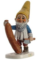 c1970 Goebel 507 Wim the Court Supplier gnome figurine - 7.5 inches - NE... - $97.92