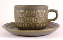 Wedgwood Cambrian Green cup and saucer - $21.81