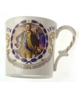 Aynsley Bi Centenary of the United States of America George Washington mug - $25.89