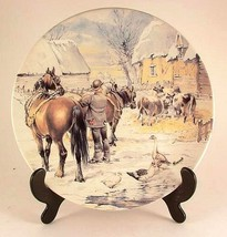 Wedgwood of Etruria Back to the Farmyard from t... - $40.45