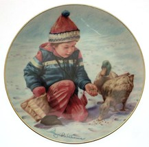 Hamilton Collection A Handful of Love The Magic of Childhood plate CP1674 - $62.91