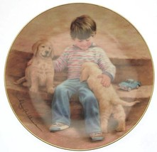 Hamilton Collection Best Buddies The Magic of Childhood plate CP1671 - $63.43