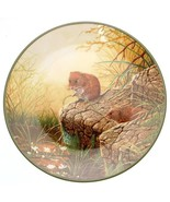 c1988 Royal Doulton Foraging Bank Voles Rollinsons Portraits of Nature T... - $35.87