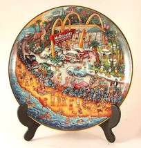 Franklin Mint Bill Bell McDonalds plate - Golden Summer - CP959 - $37.75