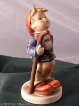 c1957 Goebel 16/1 Little Hiker Boy Figure Figurine - $254.14