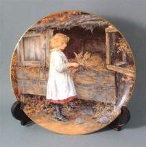 Wedgwood Yesterdays Child Feeding the Rabbits by Caroline Paterson - $43.76