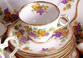 Royal Stafford Oregon Grape Cup and Saucer - $40.84