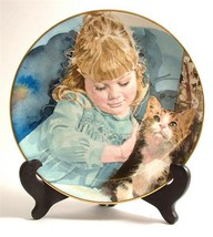 Coalport Twos Company by John Raynes Memories of Childhood plate CP482 - $40.45