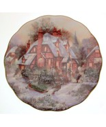Royal Doulton Fir Tree Cottage Annual Christmas Collection Richard Wybro... - $49.51