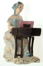 c1960 Wedgwood and Co Spinet musician figure model 117 F484 - $227.00