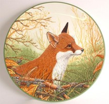 Royal Doulton The Attentive Fox by WG Rollinson Portraits of Nature series CP69 - $41.55