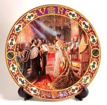 Royal Doulton Collectors Gallery Edition Queen Victorias Coronation LE o... - $124.32