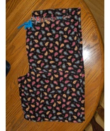 Vera Bradley Kensington Corduroy Pajama Pants Size XS Paisley Design Small - $14.99