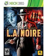 L.A. NOIRE  (Xbox 360, 2011) - $15.83