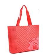 Lancome RED TOTE BAG - $8.99
