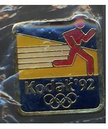 OLYMPIC PIN Kodak 1992 Mint - $13.85