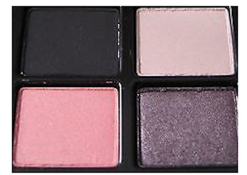 Lancome Color Design Eye Shadow PINK PEARLS, ZIP ME UP, IT LIST, FASHION ADMIRER