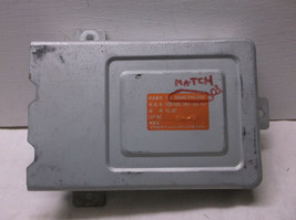 88-89 Honda ACCORD/ AUTO/ Engine Control UNIT/ MODULE/ ECU/ Ecm - $21.04