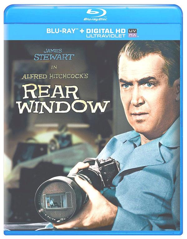 Rear window blu ray hd