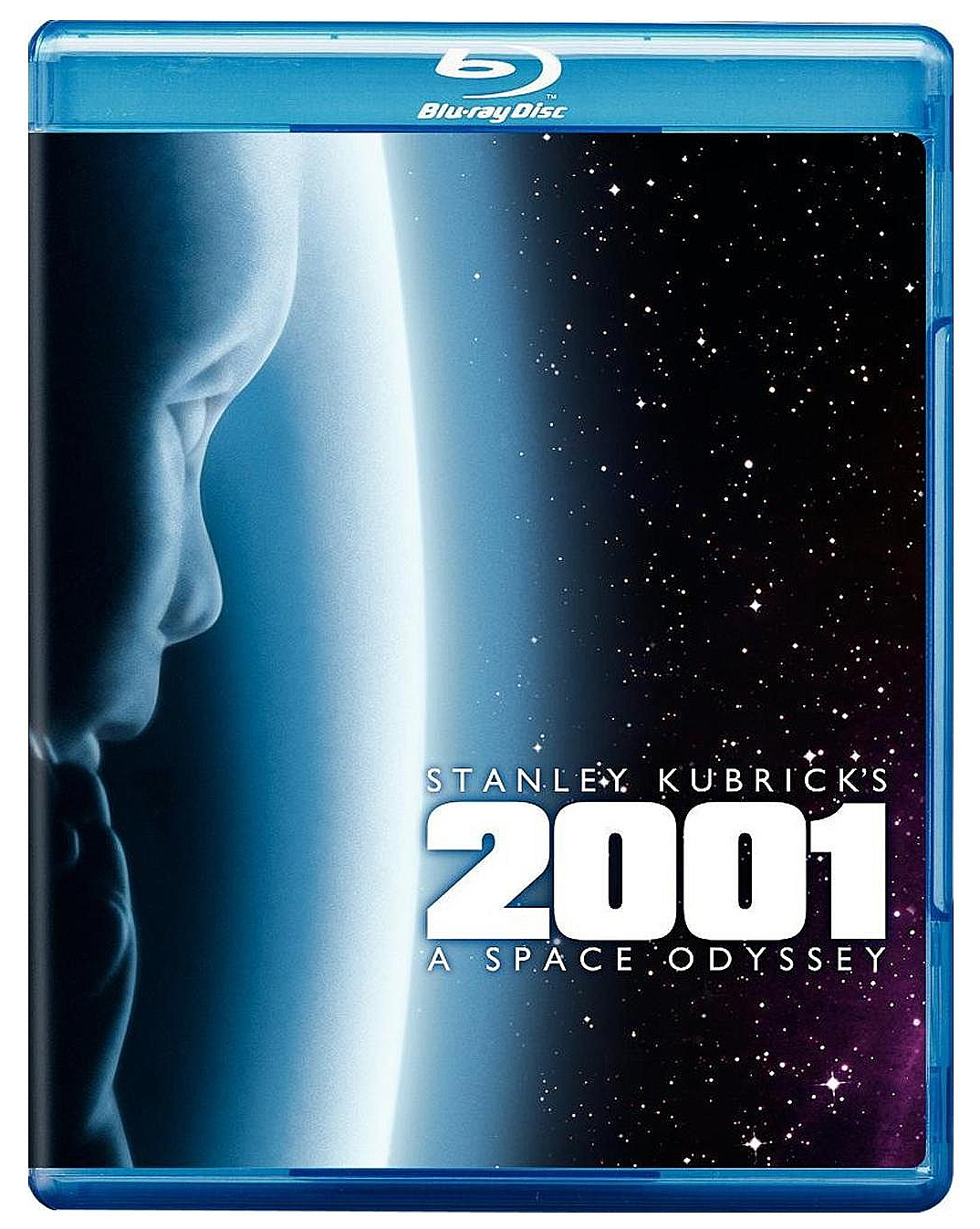 2001 A SPACE ODYSSEY BLU-RAY DVD STANLEY KUBRICK MUST OWN DVD 5.1 SURROUND