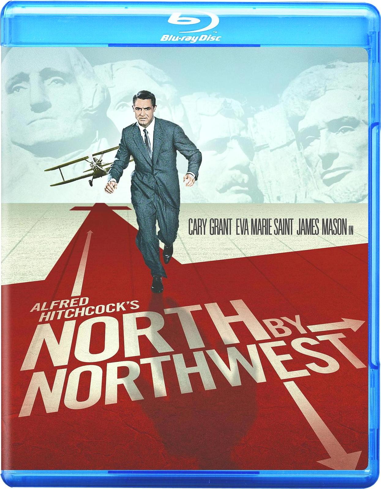 North by northwest blu ray