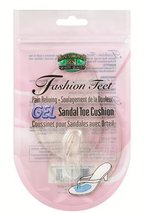 Moneysworth & Best Fashion Feet Gel Toe Sandal Cushion Shoe Insert image 2