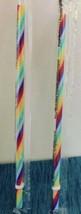 NEW! Set Of 2 - Starbucks Rainbow Pride 2020 Straws - $10.00