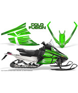 ARCTIC CAT F SERIES SNOWMOBILE GRAPHICS KIT CREATORX DECALS COLD FUSION ... - $290.95
