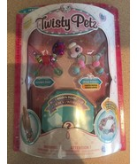 Twisty Petz New 3 Pack Sunshiny Pony And Posie Poodle Surprise Limited E... - $44.54