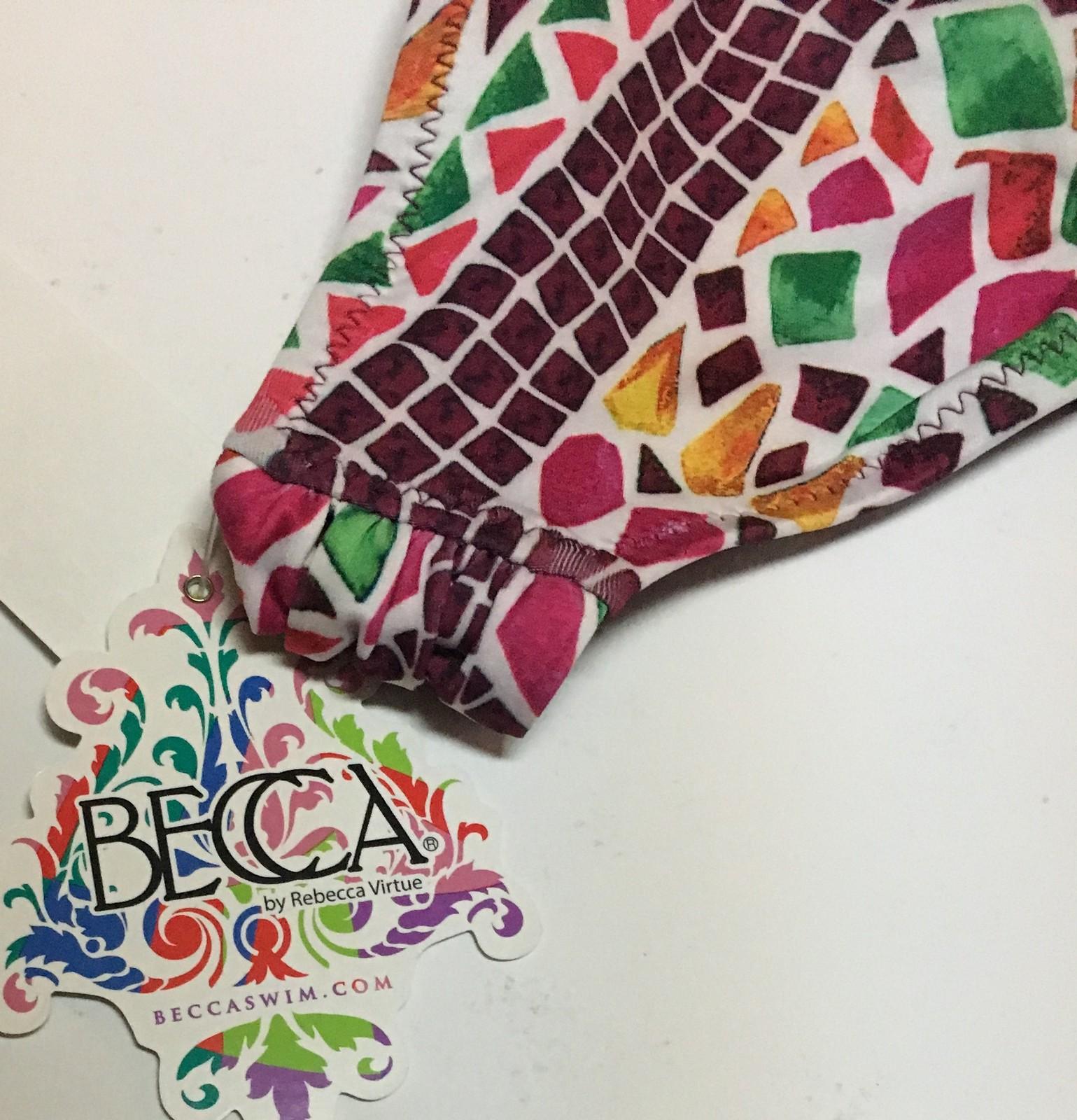 BECCA Swimwear Bottoms Sz S/P & M/M by Rebecca Virtue NWT image 5