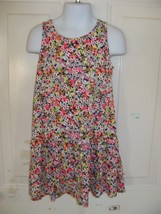 H&M DRESS FLORAL PRINT SUNDRESS GIRL'S EUC - $14.82
