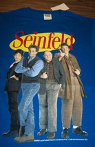 SEINFELD 1990's TV Show T-Shirt MENS LARGE NEW w/ TAG - $19.80