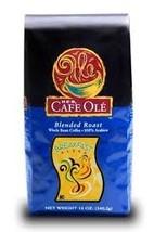 HEB Cafe Ole Whole Bean Coffee 12oz Bag (Pack of 3) (Breakfast Blend - Medium Da - $47.49