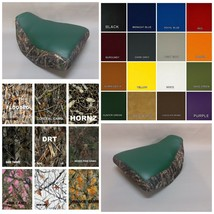 Honda TRX200D Type Ii Seat Cover In Black Or 25 Colors & 7 Camo Options - $32.95