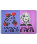 Christina Aguilera Beautiful Front Porch Doormat Lady Gaga Music Housewa... - $29.73