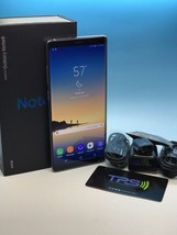 NEW/OPEN BOX SAMSUNG NOTE 8 64GB N950U ORCHID GREY FACTORY UNLOCKED FLAWLESS