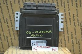 2005 Nissan Altima 3.5L AT Engine Control Unit ECU A56Y12EE5 Module 4055... - $89.99