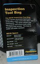 Fieldpiece BG36 Inspection Tool Bag Easy Access Pop Top image 10