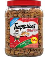 Temptations MixUps Cat Treats Backyard CookoutFlavor, 30 oz. Tub - $20.76+
