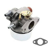AUTOKAY Carburetor for Tecumseh Go Kart Engine 5hp 5.5hp 6hp 6.5hp Horiz... - $17.87