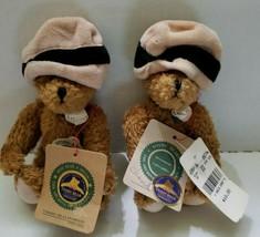 "Boyds Bears Plush 6"" Teddy CHANEL DE LA PLUMTETE #9184 - $11.39"