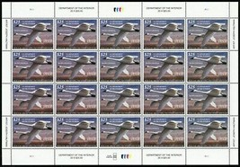 RW83 VERY RARE Pane of 20 $25 Duck Stamps Mint VF NH - Stuart Katz - $1,750.00
