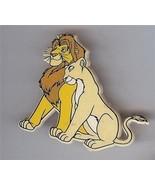 Disney Lion King Nala & Simba UK plastic pin - $9.99