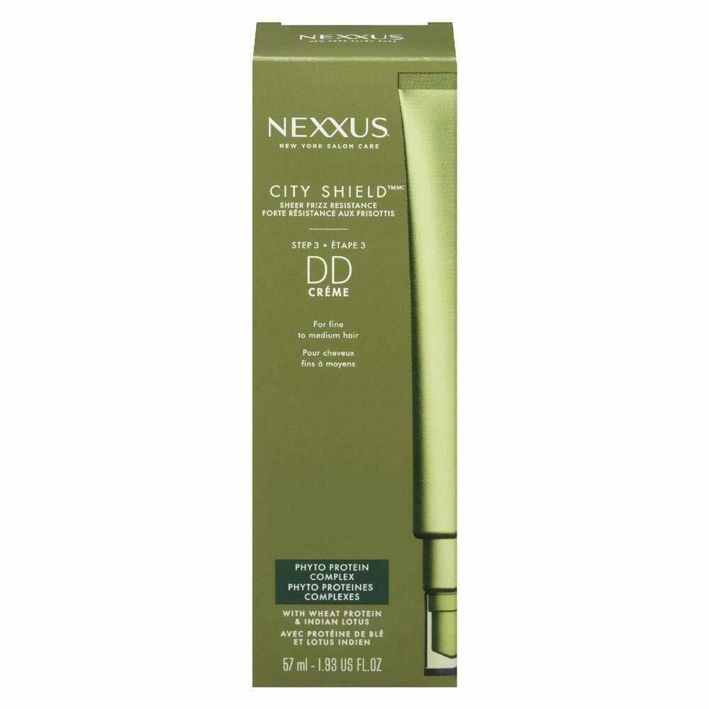 Nexxus City Shield Sheer Frizz Resistance DD Creme 1.93 fl. oz. Phyto Protein - $7.99