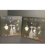 The Lone Bellow : Half Moon Light LP Exclusive GOLD Vinyl with 2nd signe... - $142.45