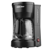 Black Decker DCM600B 5 Cup Coffeemaker  - $24.25