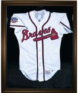 Baseball Jersey Deluxe Full Size Display Case Black - $239.95