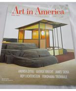Art In America Back Issue Magazine April 2006 Andrea Zittel - $16.74
