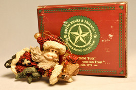 Boyds Bears: Nicholas The Giftgiver - #2551 - Holiday Ornament image 2