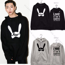 KPOP BAP Cap Hoodie Sweater WORLD TOUR B.A.P Sweatershirt Himchan Zelo P... - $13.27
